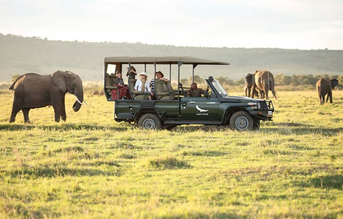Game Drive in Maasai Mara National Park